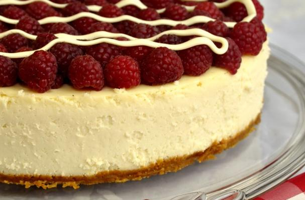 ... Tips, and Food News | White Chocolate Cheesecake With Raspberries