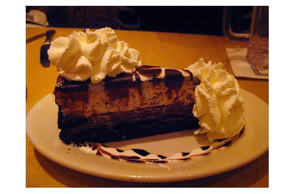 Image of Tuxedo Cheesecake, Foodista