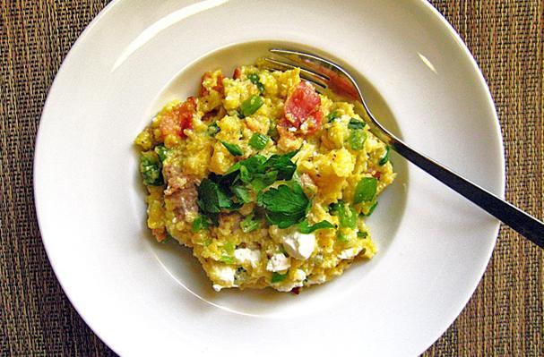 Loaded Breakfast Polenta