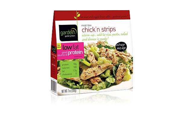 Image of Asian Gardein Chick'n Wraps, Foodista