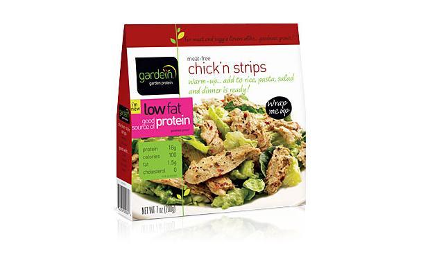 Image of Asian Gardein Chick'n Wraps, Foodista