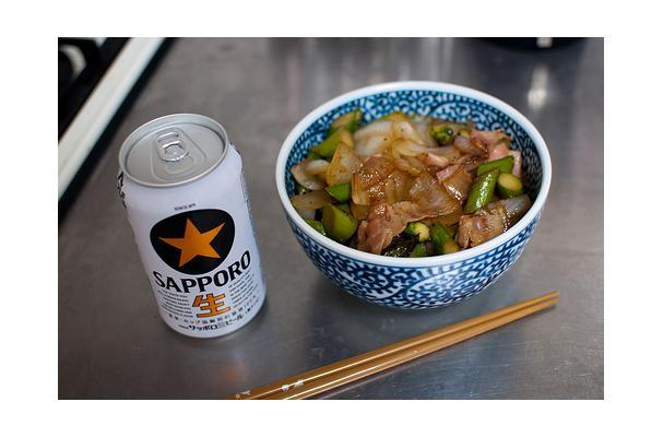 Image of Asparagus Stir-fry, Foodista