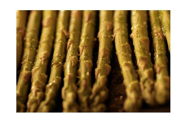 Image of Asparagus Squares, Foodista