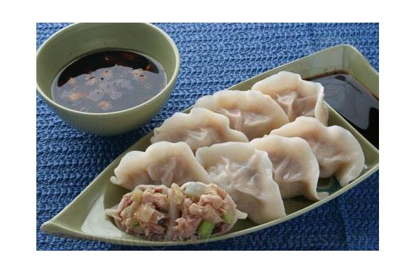 Image of Asian Dumplings, Foodista