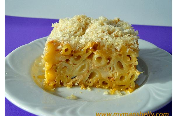 Image of Almost Guilt Free Mac And Cheese, Foodista
