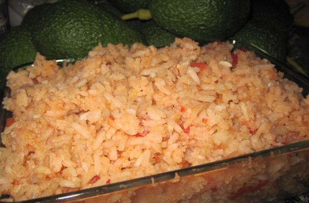 Image of Authentic Delicious Mexican Rice, Foodista