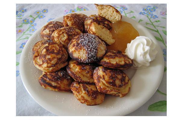 Image of Aebleskiver Danish Pancakes, Foodista