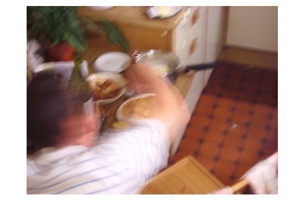 Image of Aubergine Pancakes, Foodista