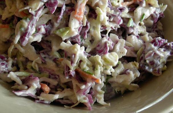 recipe: coleslaw recipe no mayo [16]