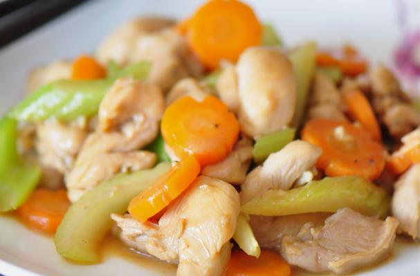 ... Tips, and Food News | Summer Recipe: Celery & Carrot Chicken Stir-Fry