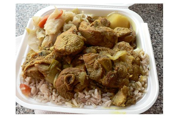 Foodista recipes cooking tips and food news jamaican curry chicken jamaican curry chicken forumfinder Gallery