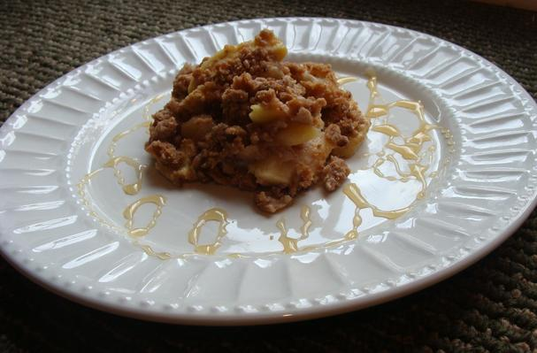 Image of Apple Crisp - Low Calorie, Foodista