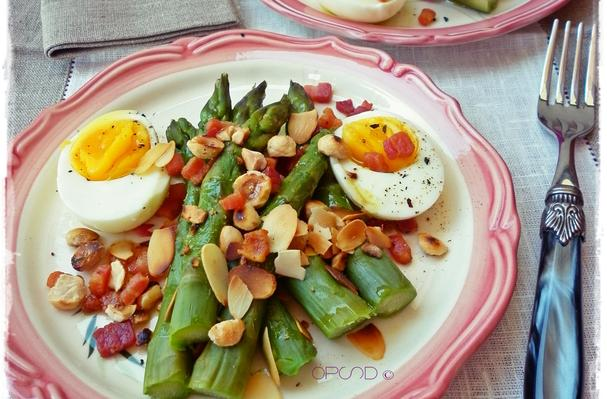 Image of Asparagus Salad, Foodista