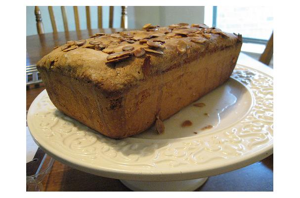 Image of Almond Pound Cake, Foodista