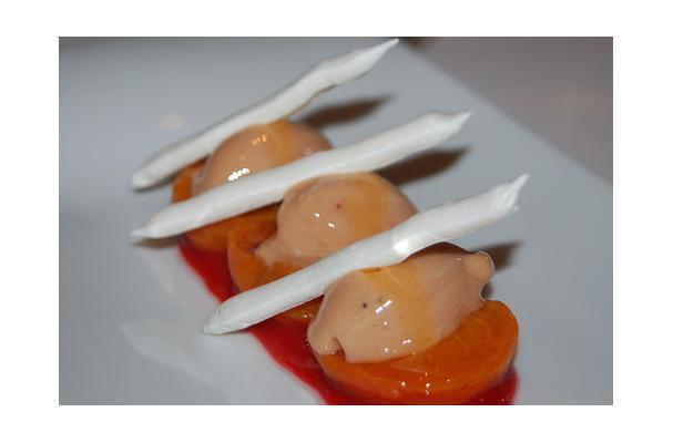 Image of Apricot Sorbet, Foodista
