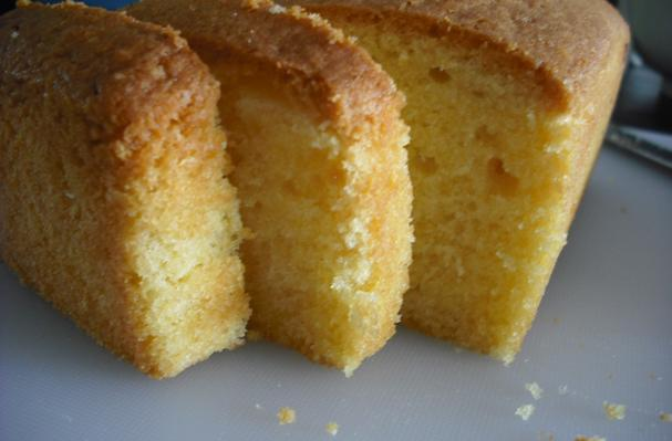 Diabetic Pound Cake Lemon