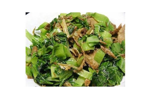 Foodista Recipes Cooking Tips And Food News Stir Fried Gai Choy