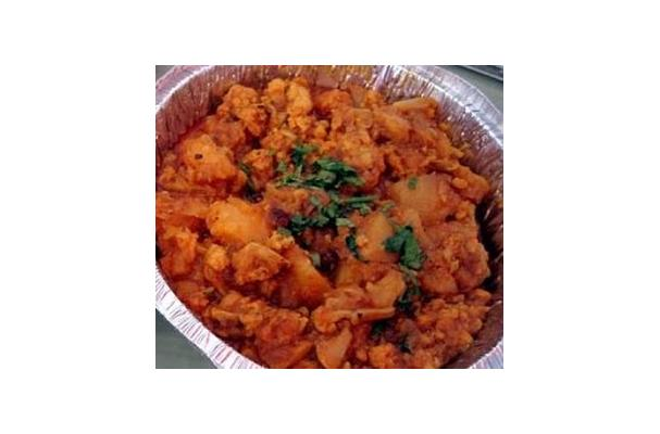 Image of Aloo Gobi Masala Recipe, Foodista