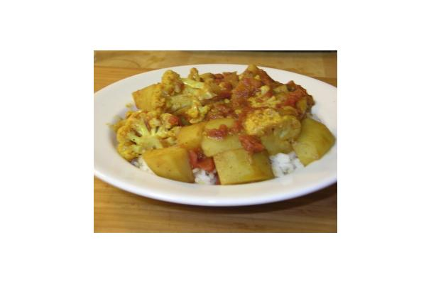 Image of Aloo Gobi, Foodista