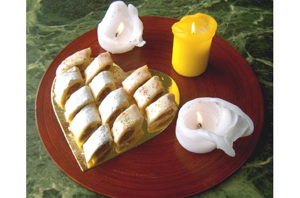 Image of Assunta's Italian Stuffed Biscotti, Foodista