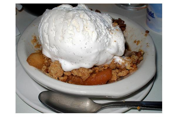 Image of Apple Pecan Crisp, Foodista