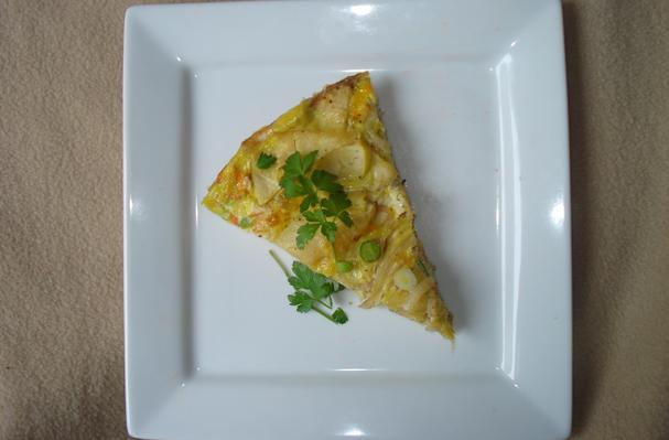 Image of Apple And Potato Fritatta, Foodista