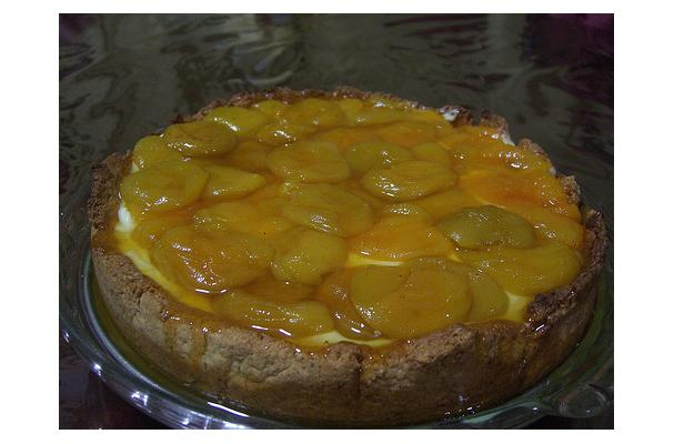 Image of Apricot Pie, Foodista