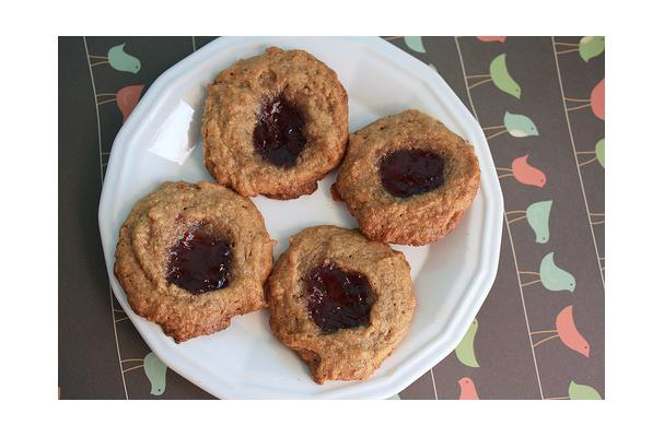 ... Tips, and Food News | Flourless Peanut Butter and Jelly Cookies