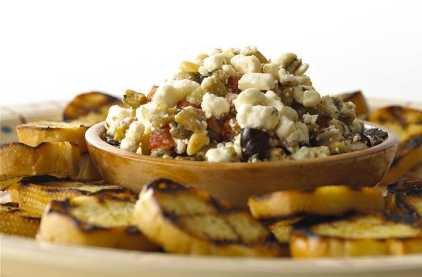 Image of Alouette Crumbled Feta Mediterranean Caponata, Foodista