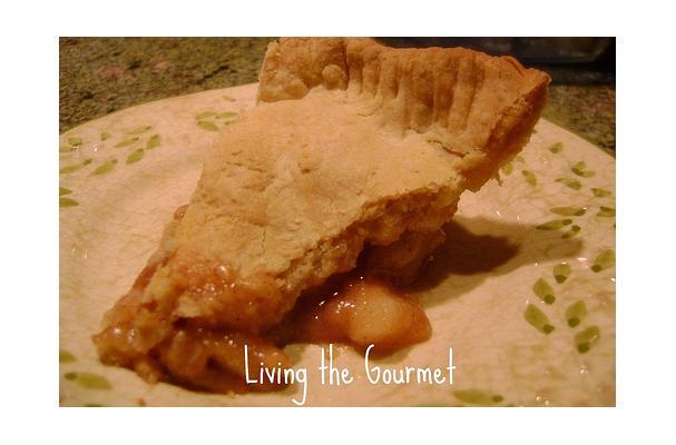 Image of Apple Pear Pie, Foodista