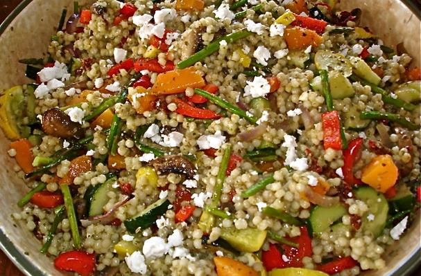 ... Cooking Tips, and Food News | Couscous Salad With Roasted Vegetables
