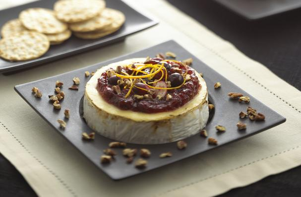 Image of Alouette® Cranberry Brie, Foodista