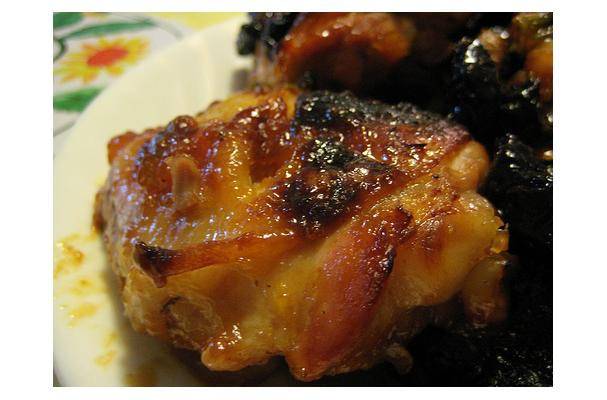 Image of Apricot - Glazed Chicken, Foodista