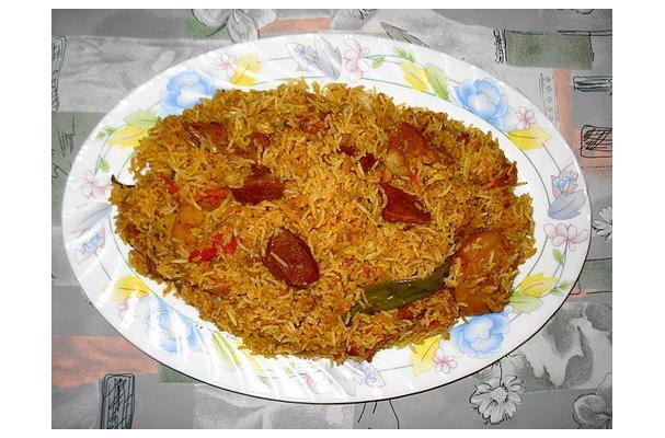 Image of Akni Pullao, Foodista