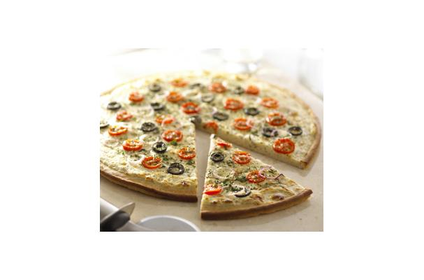 Image of Alouette Style White Pizza, Foodista
