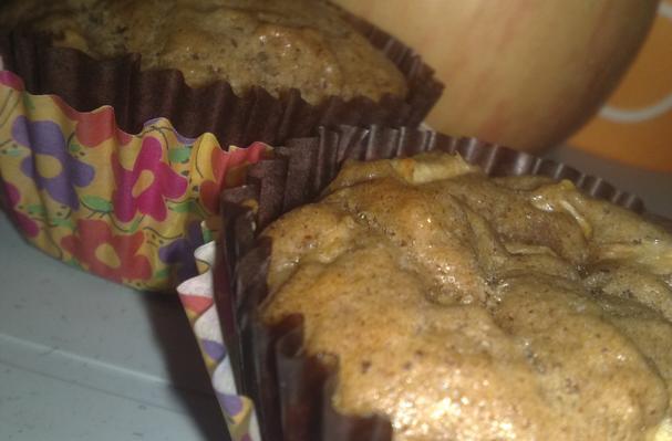 Image of Apple Cinnamon Cupcakes, Foodista
