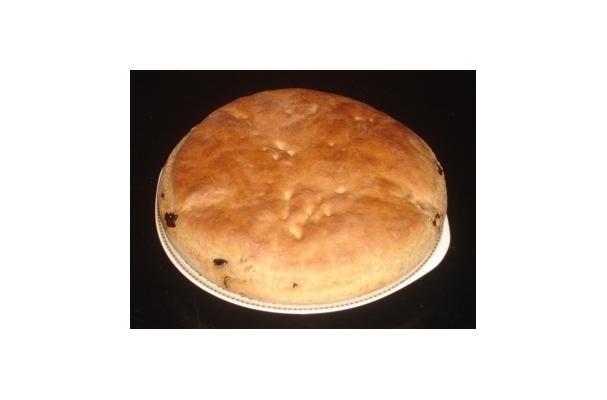 Image of Authentic Greek Olive Bread, Foodista