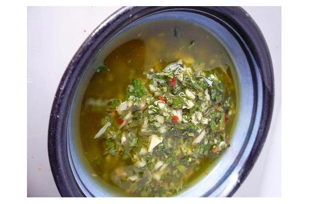 Image of Argentinian Chimichurri, Foodista