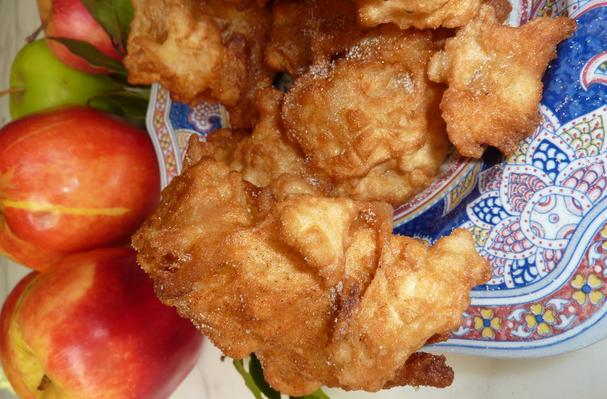 Image of Apple Fritters Splendid, Foodista