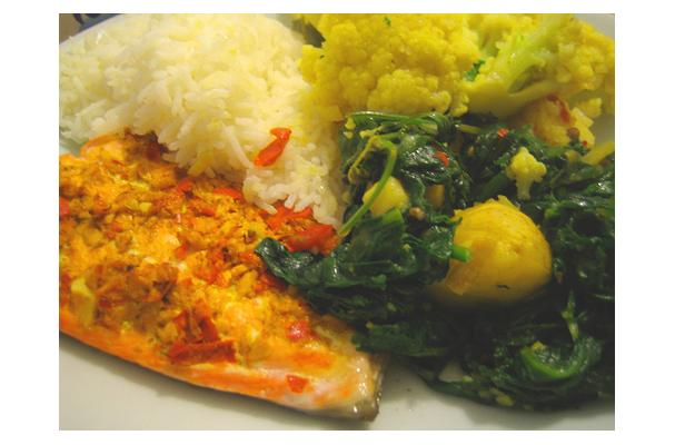 Image of Aloo Gobi Masala, Foodista
