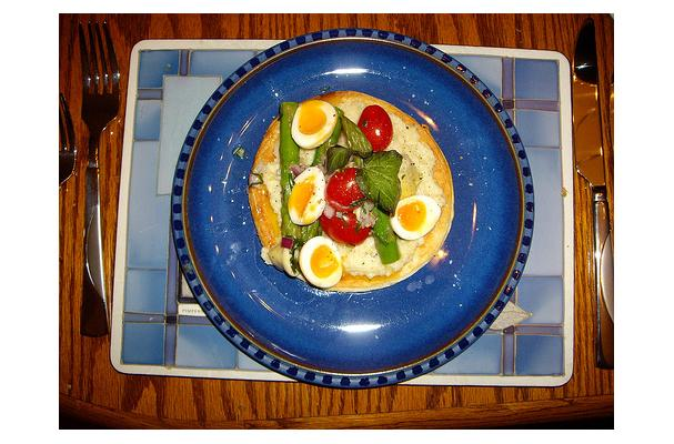 Image of Asparagus Tart, Foodista