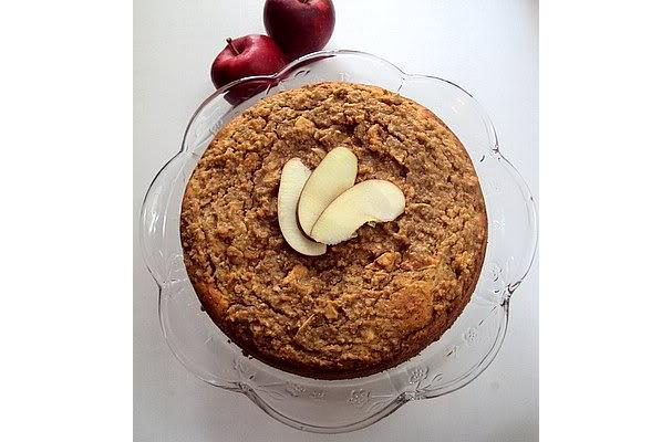 Image of Apple Ricotta Cake, Foodista