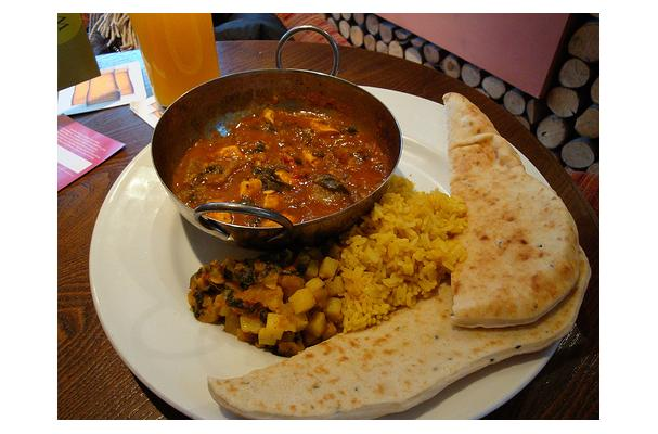 Image of Aloo Saag, Foodista
