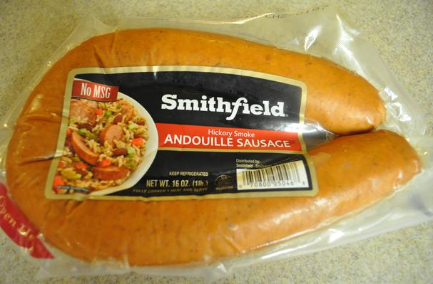 Image of Andouille Sausage, Foodista