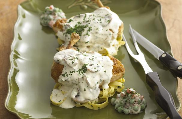 Image of Alouette Chicken Dijon Recipe, Foodista