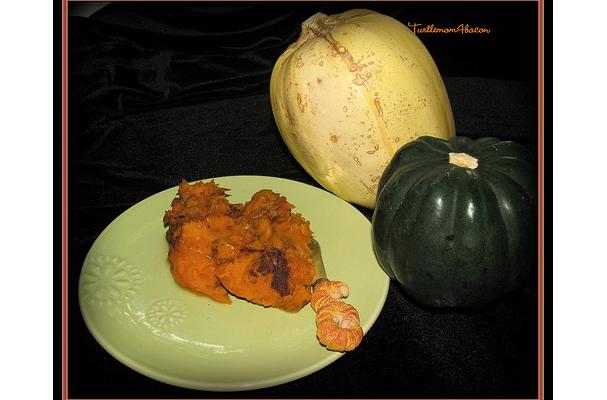Image of Acorn Squash With Nutmeg, Foodista