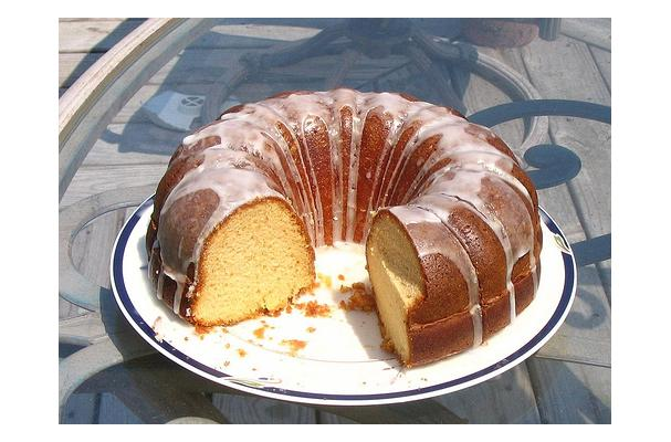 Image of Apricot Nectar Cake, Foodista