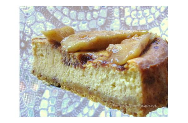 Image of Apple Butter Cheesecake, Foodista