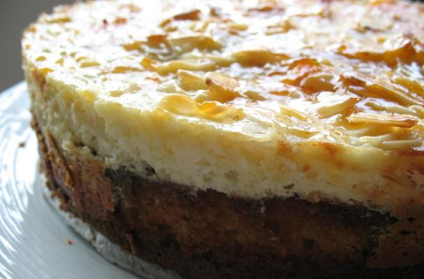 Image of Almond Ricotta Cake, Foodista
