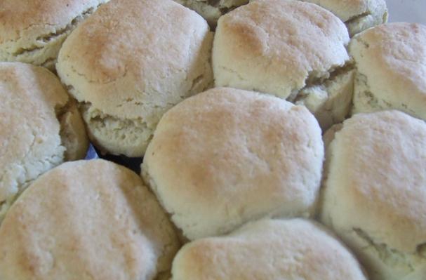 Gluten Free Dairy Free Buttermilk Biscuits